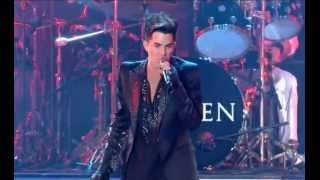 "15. Queen & Adam Lambert ""Another One Bites the Dust""(Live in Kiev)"