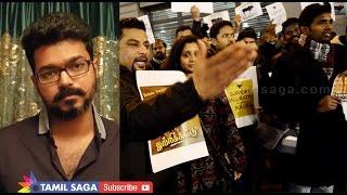 Vijay Support Jallikattu | Ilayathalapathy Vijay