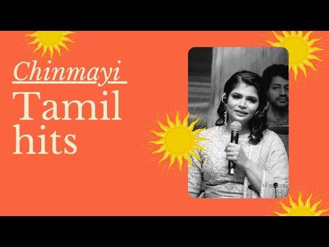 Chinmayi hits ( Tamil)