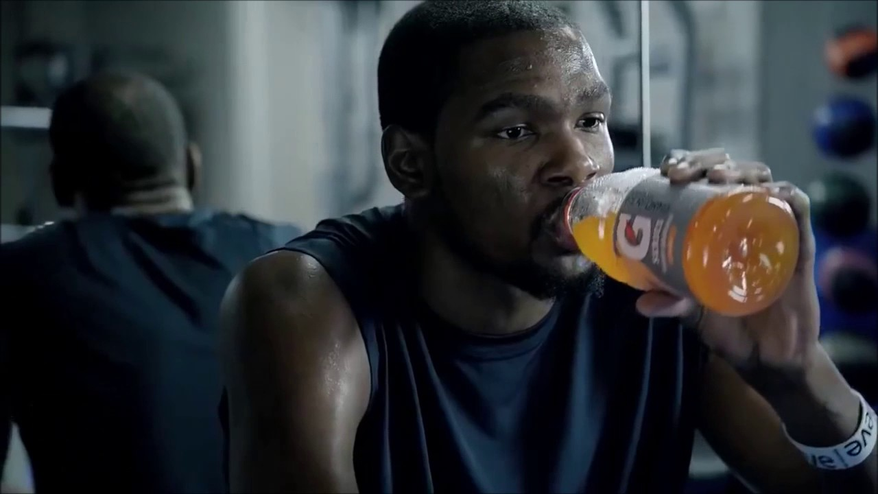 Kevin Durant and Dwyane Wade Gatorade commercial - YouTube