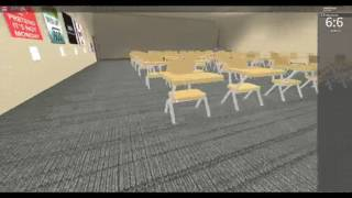 ROBLOX: Escape Room Part 5: Classroom Escape!