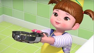 Конкурс поваров - Консуни мультик (эпизод 42) - Мультфильмы для девочек - Kids Videos