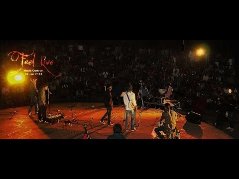 Sadho Re - FeeL LivE - AmphiTheater - Straight From Agnee