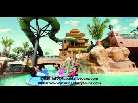 Dubai Aquaventure Tour -  Dubai Daily Tours