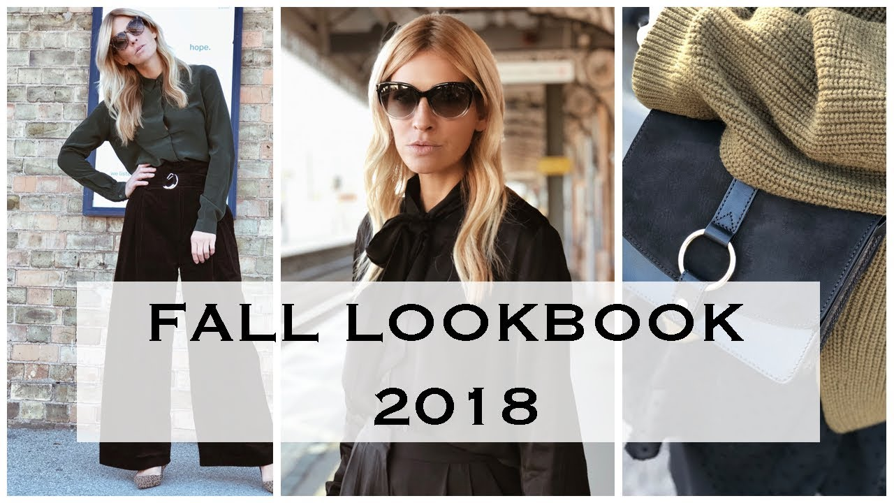 f51e529d5a7 Fall Lookbook 2018