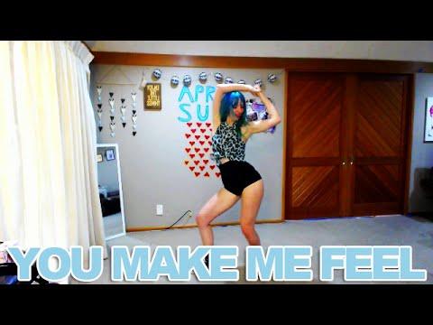 You Make Me Feel - Cobra Starship ft. Sabi - Just Dance 2016