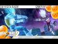 2K SUPER SAIYAN ROSE Vegeta Black FULL MOVESET Dragon Ball Xenoverse 2
