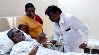 Vijayakanth rushes to Hospital to see Vinu Chakravarthy | உடல் நலம் விசாரித்தார் விஜயகாந்த்