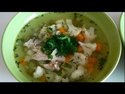 Диета «Капустный суп» -