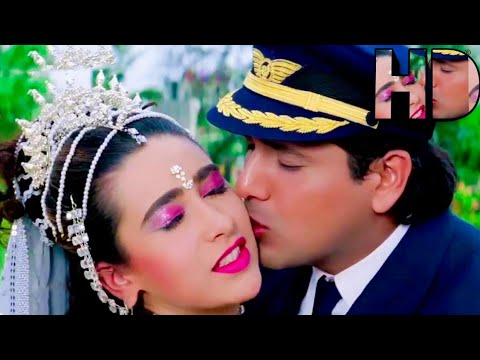 Download Bolly HD Jhankar (((Jhankar)))HD, याद सताये तेरी निंद चुराये  Raja Babu  Hindi hit song   Govinda