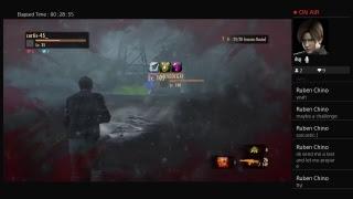Resident evil revelations2 leon game play