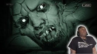 THESE KILLERS NEED DENTAL WORK...BAD!!!! o_o - Outlast Part 2