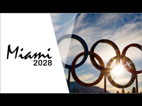 The Olympics in Miami - Miami 2028