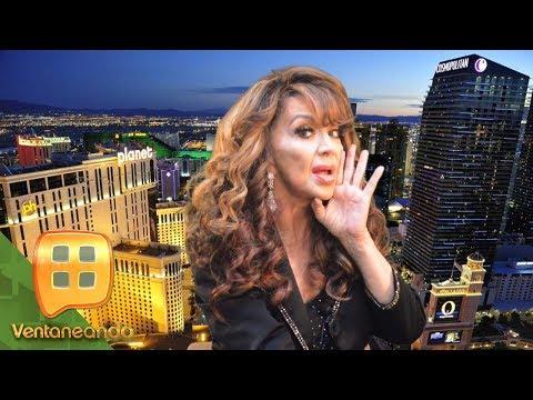 ¡Olga Breeskin nos muestra cómo se vive la cuarentena en Las Vegas!   Ventaneando