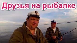 Рыбалка на Рыбинке 2016, ч 2. Случаи из жизни от егеря Лёни