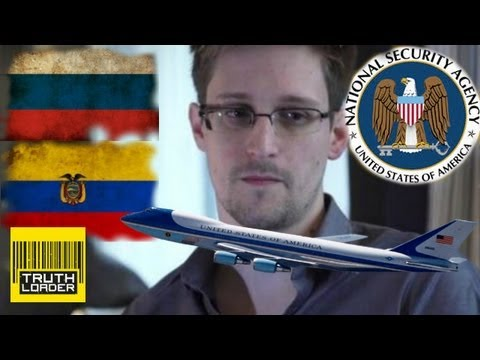 Edward Snowden and the NSA's PRISM - What's happening to the whistleblower now? - Truthloader