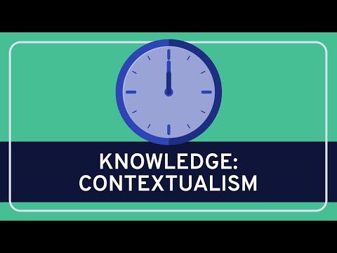 skepticism contextualism in epistemology Skepticism about meta-skepticism: meditations on experimental philosophy  episteme  routledge handbook of epistemic contextualism the universal  core.