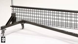 Z 41 Adjustabe Z-Rack With Bottom Shelf