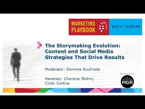 The Storymaking Evolution: Content and Social Media Strategies That Drive Results