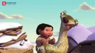 Học tiếng anh qua phim ảnh: Cut it out - Phim Ice age