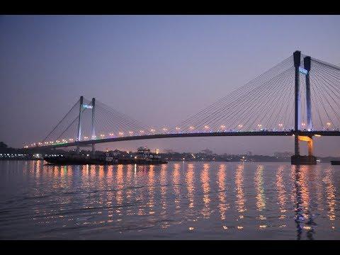Hugli setu.. Kolkata