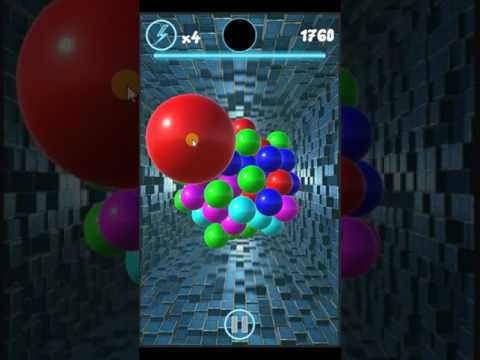 3D Bubbles - Gravity - Demo Video - Android Game