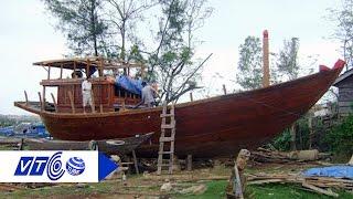 Về La Gi, trải nghiệm đóng tàu thuyền    VTC