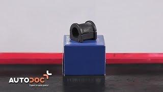Wymiana Poduszka stabilizatora OPEL CORSA: instrukcja napraw
