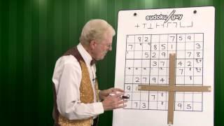 Lesson 7. The cross /meet technique.