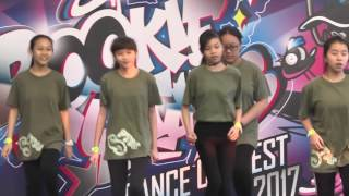 Publication Date: 2017-03-21 | Video Title: 27  香港神託會培敦中學|中學組排舞|Rookie Sta