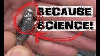 Salvage Carbide Tools with Lye | SCIENCE!