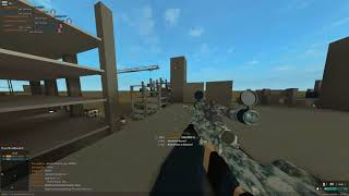 Roblox : Phantom Forces | THE FAL AND THE TRYHARDS