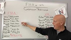 FHA vs VA Loan - What is better?