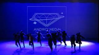 20180616_Andromeda cover Clap Seventeen, HallyuFest Dream Tour 2018–Gala Santiago