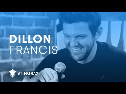 Dillon Francis talks Money Sucks, Friends Rule ... with cats!
