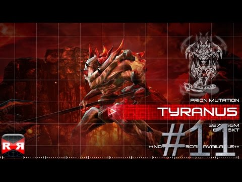 Implosion - Never Lose Hope - Tyranus Final Boss - iOS / Android - Walkthrough Gameplay Part 11