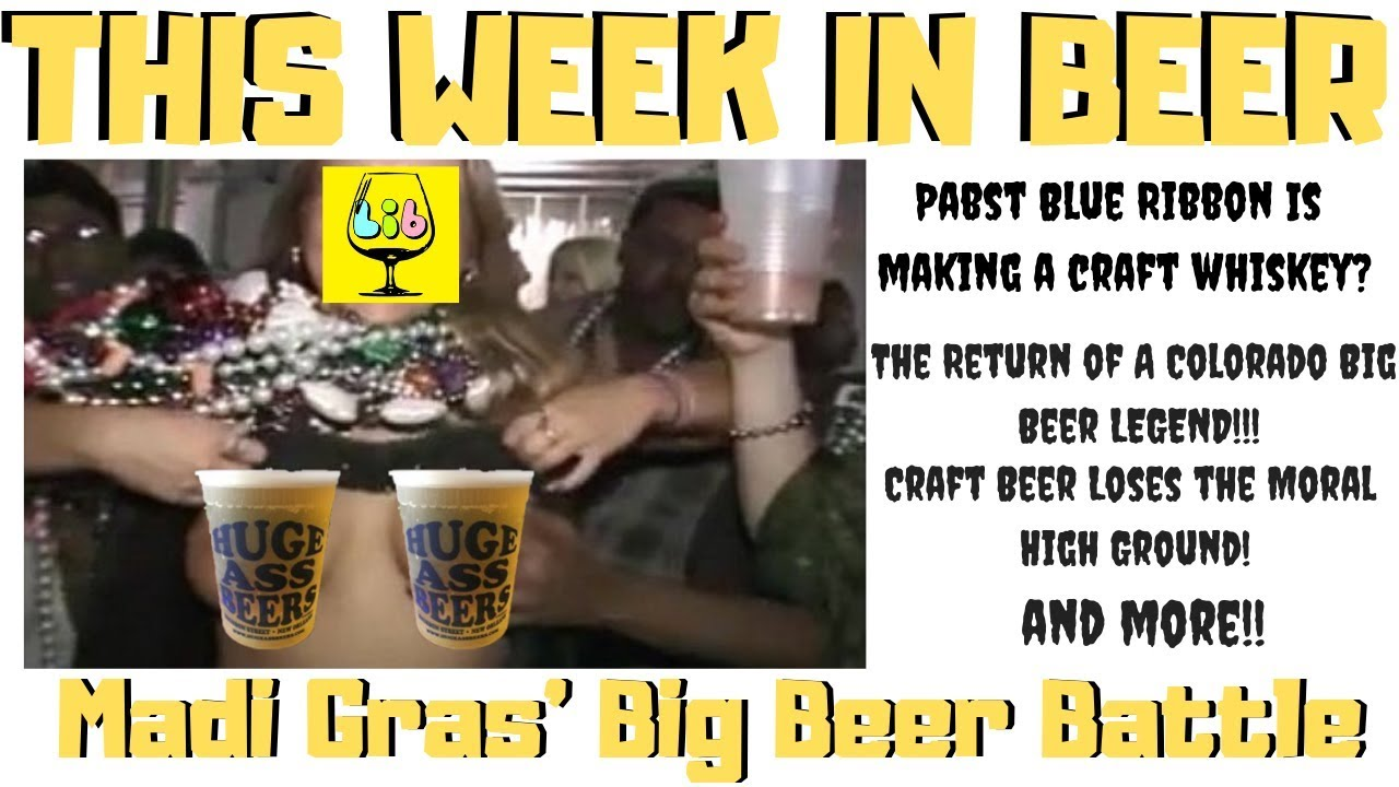 TWIB Craft Distributor EXPOSED Madi Gras Big Beer Battle a More