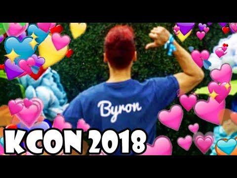 🌺 My Flower Boy Cafe Experience「KCON 2018」🌺