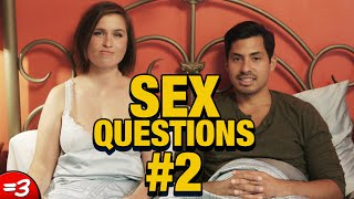 SEX QUESTIONS: Sex Questions You Don