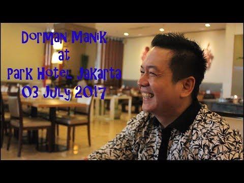 Dorman Manik At Park Hotel Jakarta
