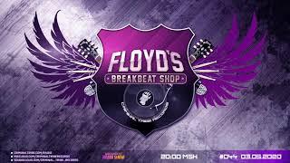 Floyd the Barber - Breakbeat Shop #044 [breakbeat/breaks mix 2020]