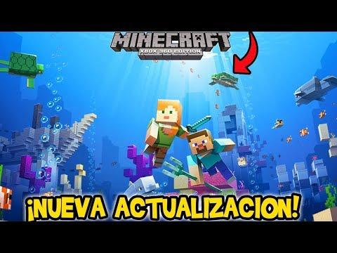 ACTUALIZACIÓN ACUÁTICA CONFIRMADA En xbox 360/PS3/ONE/PS4/Wii u/Switch