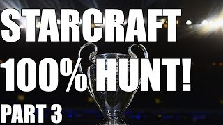 THE 100% STARCRAFT ACHIEVEMENT HUNT - Heart of the Swarm (Part 3)
