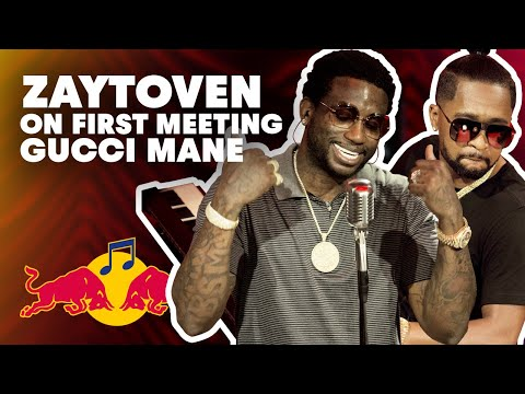 Zaytoven on first meeting Gucci Mane - Peak Time on Red Bull Radio