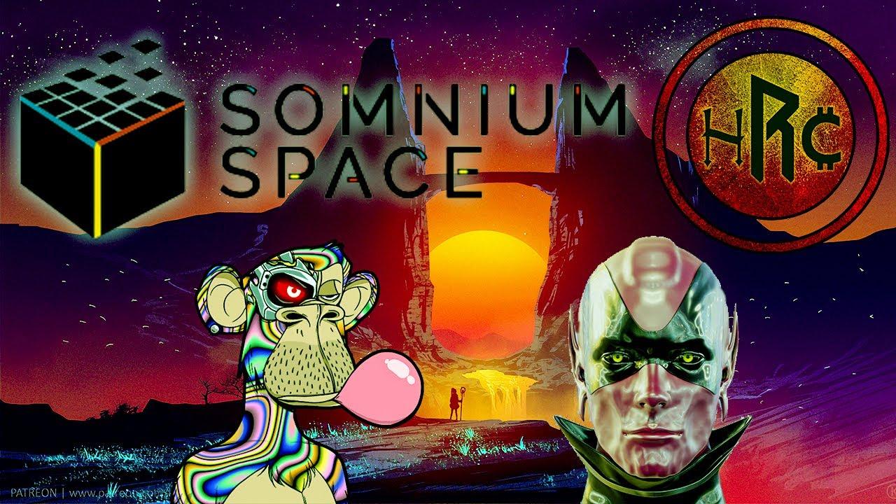 Somnium Space - Il Metaverso dal grande potenziale!!
