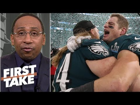 Was 2017 Philadelphia Eagles' Super Bowl season a fluke? | First Take