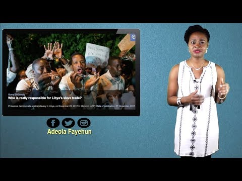 Adeola's Show 4 (Black Africans Auctioned As Slaves In Libya: Horrific Details Of Journey To Europe)