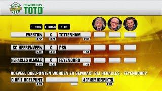 TOTO: Feyenoord wint van Heracles Almelo - VOETBAL INSIDE
