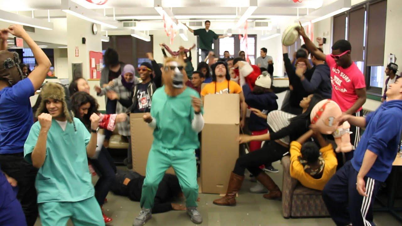 Harlem Shake Sophie Davis Edition Youtube