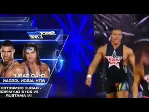 Chad cable vs Tyler breeze smackdown 6 December 16 thumbnail